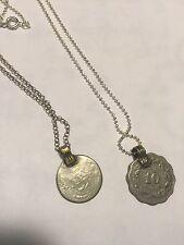 Eastern Meditation Coin Yoga Necklace Pendant Yogabuddhaful Yoga