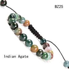 Indian Pterocarpus Santalinus Bracelets fait main bois Bouddha Perles Chaîne à main