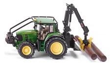 SIKU FARMER JOHN DEERE 7530 FORESTRY TRACTOR 1:32 NEW IN BOX DIE CAST METAL 4063