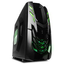 AMD Quad Core Gaming PC Computer 2TB New Fast Custom Built Desktop System
