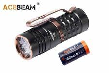New AceBeam TK16 AL OSRAM 1300Lumens LED Flashlight ( With Battery )