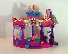 RARE My Little Pony G4 RARITY'S CAROUSEL BOUTIQUE Full Set 2011 HTF