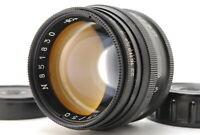 Jupiter 3 Black Version 50mm F1.5 L39 LTM M39 Mount Leica Rangefinder Lens #510