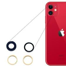For Apple iPhone 11 OEM Replacement Rear Glass Camera Lens Part Adhesive Set