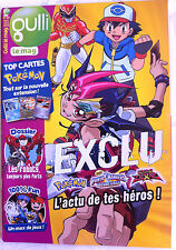 Gulli Magazine n°30 du 3/2013; Dossier Robots/ Jeux/ Power Rangers/ Pokémon