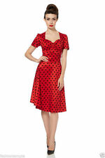 Midi Spotted Regular Size Dresses for Women