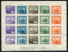 Spagna / 1er Centenario 1901-49 1938 00850 ( ) Bella / senza gomma / timbrare