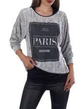 Camisa de mujer de color principal negro talla 38
