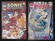 SONIC THE HEDGEHOG #87 88 Archie Comic 2001