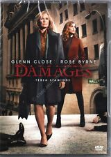Damages. Terza stagione (2009) DVD