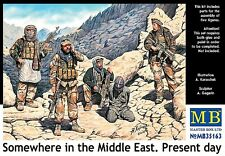MODEL FIGURES Masterbox 1:35 - Somewhere in the Middle East, Present