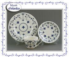 Gretsch tazza di caffè Tazza 3 pezzi 1382 blu bordo bordo blu ARZBERG 30er J