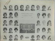 1966-1967 Sherman Elementary School Toledo OH Class Photos