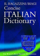 Oxford Concise Italian Dictionary by
