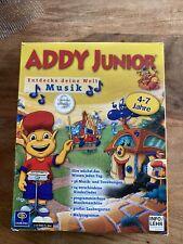 Addy Junior Musik Lernspiel für PC & MAC Spiel 4-7 Jahre