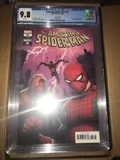 Amazing Spiderman Volume 5 #37 CGC 9.8 Marvels X variant free shipping
