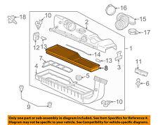 PORSCHE OEM 99-08 911 Engine-Air Cleaner Filter Element 99611013152