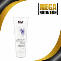 NOW Foods Glucosamine MSM & Arnica Liposome Lotion 237ml | Skin Moisturize