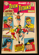 Teen Titans Giant Annual - 80 Page