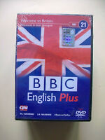 BBC ENGLISH PLUS - unit 21 WELCOME TO BRITAIN [dvd]