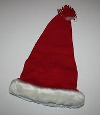 New Gymboree Boy Girl Pom-Pom Red Santa Sweater Hat Winter 3-6m NWT Holiday