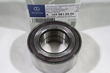 Genuine Mercedes-Benz W169 A-Class W245 B-Class Front Wheel Bearing A1699810006