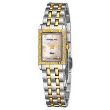 Raymond Weil Women's Tango Square Stainless Steel Quartz Watch 5971.SPS00995