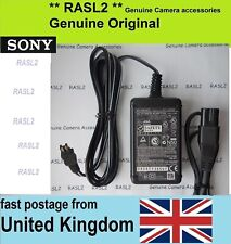 Genuine SONY AC POWER Adapter AC-L200 for Camcorder FDR- AX40 AX53 AX55 AXP55