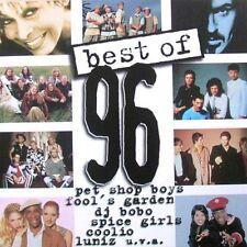 Bravo Hits Best Of 96 2CD:SHAGGY,SPARKS,PUR,VANGELIS,N-TRANCE,ADIEMUS,DAS MODUL