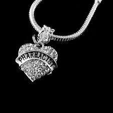 Pharmacist Necklace Pharmacist jewelry Pharmacist Pharmacy Chain Apothecary gift