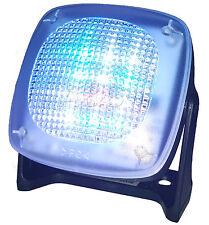 TV Simulator 12 LEDs Einbruchschutz Fernseh Attrappe Silvercrest NEU