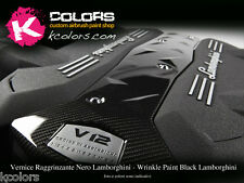 Vernice Raggrinzante liquida NERO PROFONDO per Lamborghini 250gr come Riloplast