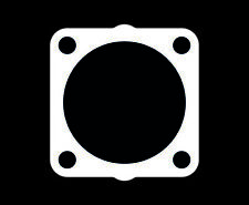 THERMA-TEC THERMAL THROTTLE BODY GASKET TB154 FITS NISSAN SKYLINE R32 GTS-T RB20