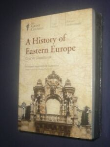 Teaching Co Great Courses CDs  :    A HISTORY OF EASTERN EUROPE     new & sealed