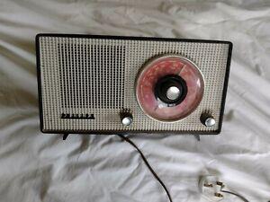 Vintage Phillips electric radio