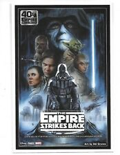 Star Wars #1 Empire Strikes Back Launch Party Lithograph (2020) Canada