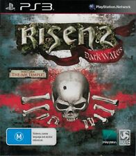 RISEN 2 DARK WATERS PS3 Playstation 3 Game (Open Box)