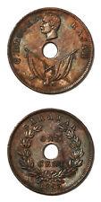 Sarawak Rajah Charles Brooke One Cent 1893 H KM-7