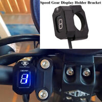 Universal Speed Gear Display Indicator Holder Bracket for Kawasaki Yamaha Honda
