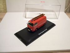 1:43 Schuco (Germany) Ford Taunus transit Fire Car M Box