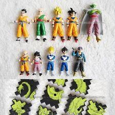 figure dragon ball z super saiyan vegeta trunks piccolo gohan goku collectibles