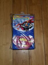 WB2001 Child Superman Underoos Underwear Set S/CH/P 4T T-Shirt & Brief DC Comics