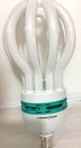 85W = 425 Flower Cool daylight  6500K CFL Lightbulb Lamp Energy Saver B22,£8.89
