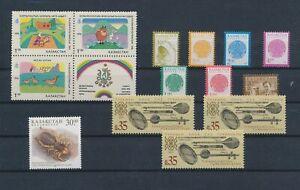 LO42785 Kazachstan mixed thematics nice lot of good stamps MNH