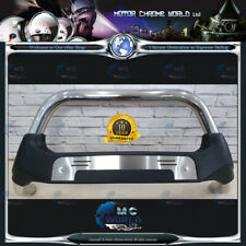 FITS TO TOYOTA HILUX BULL BAR AMAZON CHROME NUDGE PUSH GRILL A-BAR 2006-2009