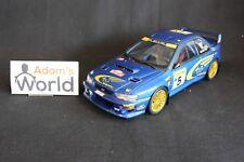 AutoArt Subaru Impreza S5 WRC 1999 1:18 #5 Burns / Reid Rallye MC (JvdM)