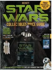 Beckett Star Wars Collectibles Price Guide #1 DARTH VADER SRP $29.95 Promo Card