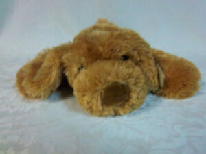 "Ty Classic LACES Puppy Dog Golden 19"" Plush Soft Toy Stuffed Animal"