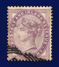 1881 SG172 1d Lilac (Die-II) (16 dots) K8(1) Good Used cjun