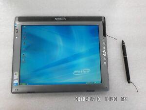 Motion Computing LE1700 Intel U1400 1.2 Ghz CPU 3GB Ram Tablet - No A/C Adapter